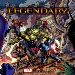 [Damaged] Legendary: A Marvel Deck Building Game
