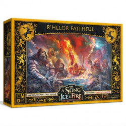 A Song of Ice & Fire: Tabletop Miniatures Game – R'hllor Faithful