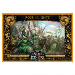 A Song of Ice & Fire: Tabletop Miniatures Game – Rose Knights