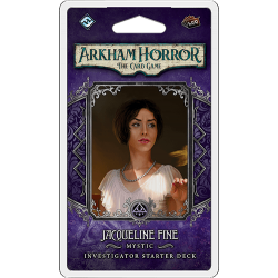 Arkham Horror: The Card Game – Jacqueline Fine: Investigator...