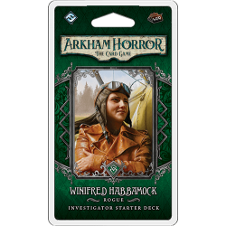 Arkham Horror: The Card Game – Winifred Habbamock: Investigator...