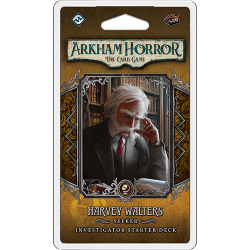 Arkham Horror: The Card Game – Harvey Walters: Investigator Starter...