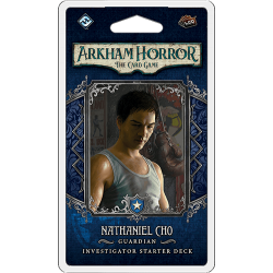 Arkham Horror: The Card Game – Nathaniel Cho: Investigator Starter...