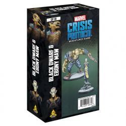 Marvel: Crisis Protocol – Black Dwarf & Ebony Maw