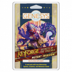 Genesys Secrets of the Crucible Mutant Invasion
