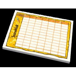 Konijnenhokken (Hoppladi Hopplada!) Score Blocks
