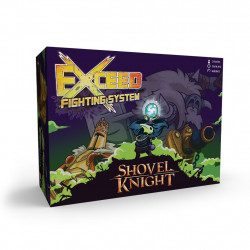 Exceed: Shovel Knight – Shadow Box