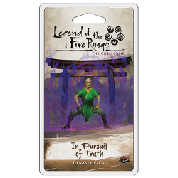 Legend of the Five Rings: The Card Game – In Pursuit of Truth