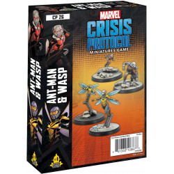 Marvel: Crisis Protocol – Ant-Man & Wasp