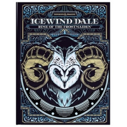 Dungeons & Dragons (5th Ed.): Icewind Dale: Rime of the Frostmaiden