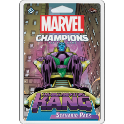 Marvel Champions: The Card Game - The Once and Future Kang Scenario...