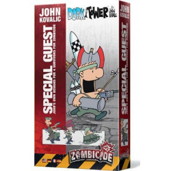 Zombicide Special Guest Box: John Kovalic