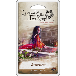 Legend of the Five Rings: The Card Game – Atonement