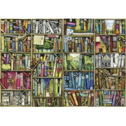 Bookshelf Wooden Puzzle - Colin Thompson (140)