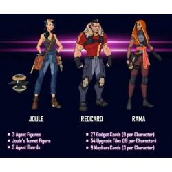 Agents of Mayhem: Bombshells Team