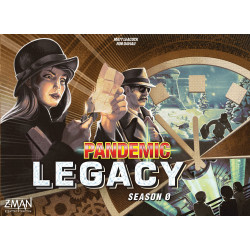 Pandemic Legacy: Season 0- NL