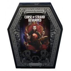 Curse of Strahd: Revamped Premium Edition (D&D Boxed Set) (Dungeons...