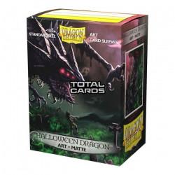 Dragon Shield - Matte Art Sleeves - Halloween Dragon 2020 (100...