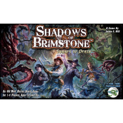 Shadows of Brimstone: Swamps of Death - Revised Edition