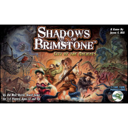 Shadows of Brimstone: City of the Ancients - Revised Edition