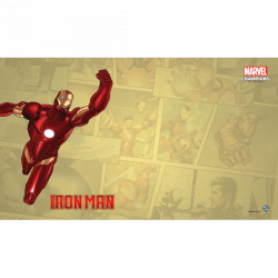 Marvel Champions: Iron Man Playmat