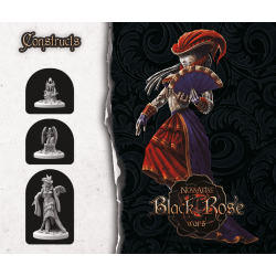 Black Rose Wars: Summonings – Constructs