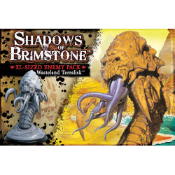 Shadows of Brimstone: Wasteland Terralisk