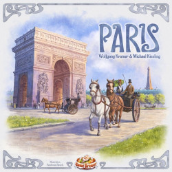 Paris (English/Dutch)