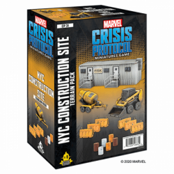 Marvel: Crisis Protocol NYC Construction Site