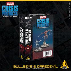 Marvel: Crisis Protocol – Bullseye & Daredevil