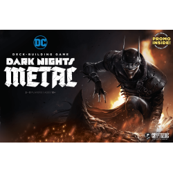 DC Deck-Building Game: Dark Nights – Metal