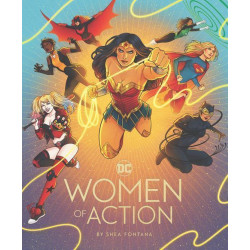 DC Book:  Women of Action