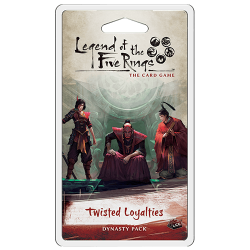 Legend of the Five Rings: The Card Game – Twisted Loyalties