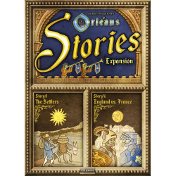 Orléans Stories Expansion: Stories 3 & 4