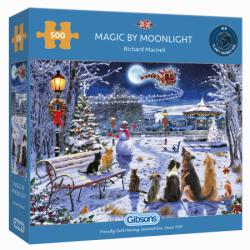 Magic by Moonlight puzzel (500)