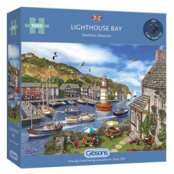 Lighthouse Bay puzzle (1000)