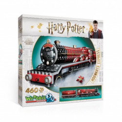 Wrebbit 3D Puzzle - Harry Potter Hogwarts Express (460)