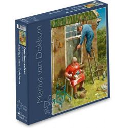 Doe-het-zelver puzzel - Marius van Dokkum (1000)