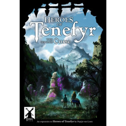Heroes of Tenefyr: The Second Curse