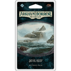 Arkham Horror: The Card Game – Devil Reef: Mythos Pack