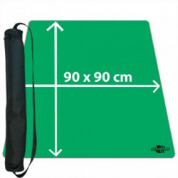 Playmat - Green 90x90cm with carrybag