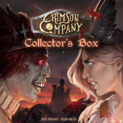 Crimson Company Collector's Box