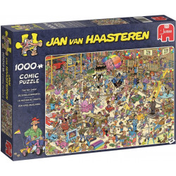 Toy Store puzzle - Jan van Haasteren (1000)