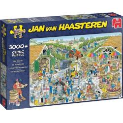 De Wijnmakerij puzzel - Jan van Haasteren (3000)