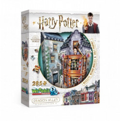 Wrebbit 3D Puzzle - Harry Potter Weasleys Wizard Wheezes (285)