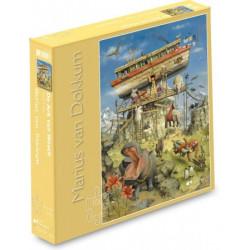 De Ark van Noach puzzle - Marius van Dokkum (100)