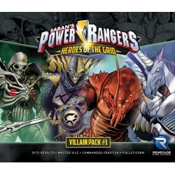 Power Rangers: Heroes of the Grid – Villain Pack 1
