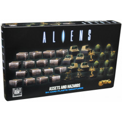 Aliens: Another Glorious Day in the Corps - Assets and Hazards