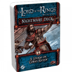 The Lord of the Rings: The Card Game – Nightmare Deck: A Storm on...