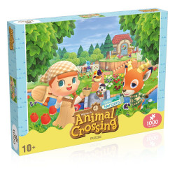 Animal Crossing New Horizons Puzzle (1000)